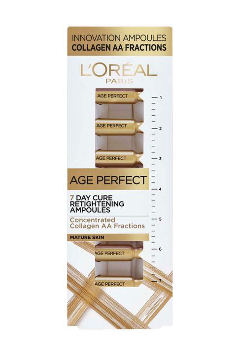 Age Perfect 7 ml Retightening 7 Day Ampoules