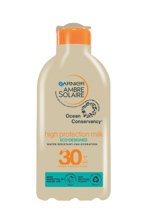 Ambre Solaire 200 ml High Protection Milk Eco-Designed SPF30