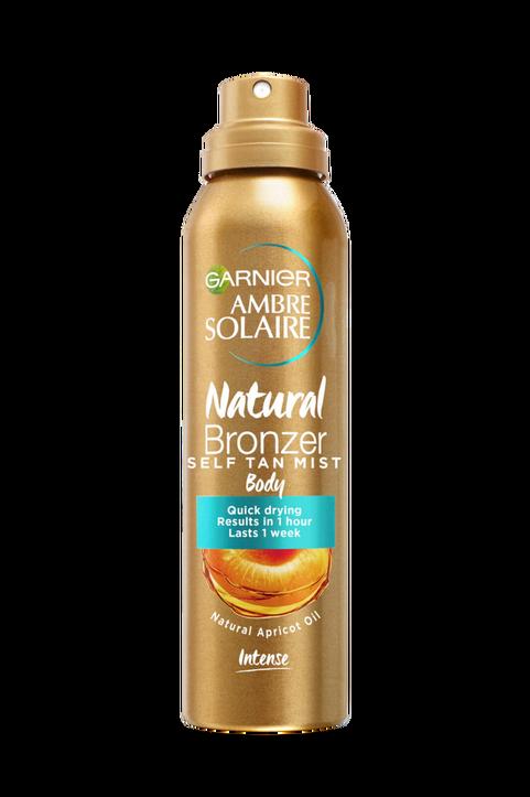 Ambre Solaire Natural Bronzer Self Tan Mist Body 150 ml