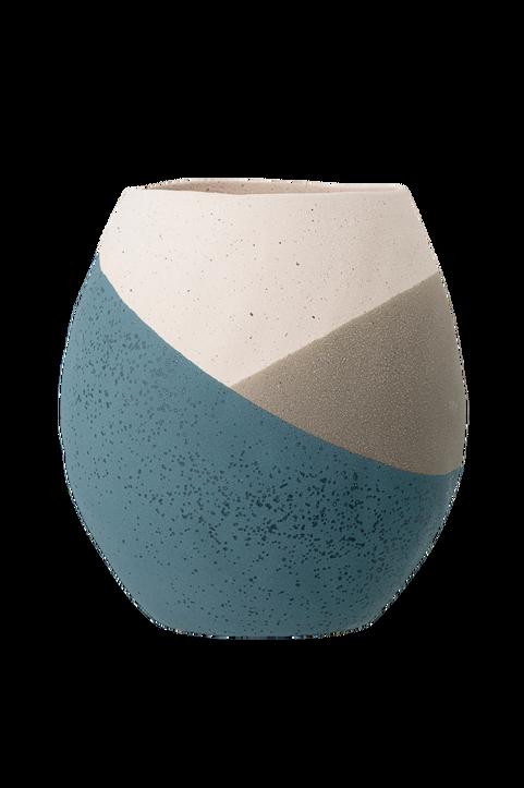 Noak Dekorvas, Blå, Terrakotta