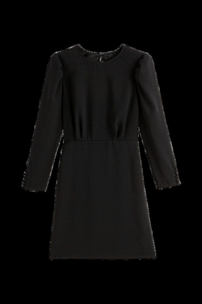 La Redoute Kropsnær kjole med skulderpuder
