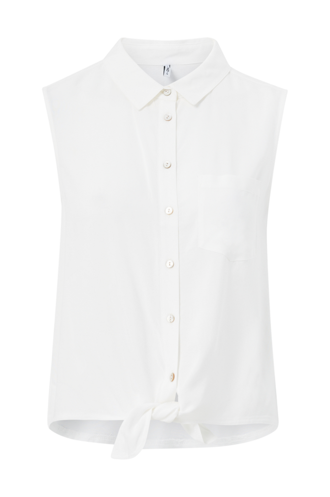 Only Top onlNina Life S/L Tie Shirt