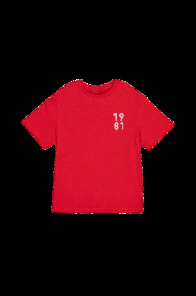 La Redoute T-shirt med print bagpå
