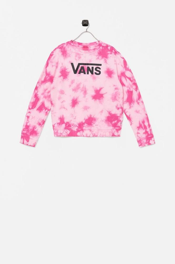 Vans Sweatshirt Hypno Crew Girls