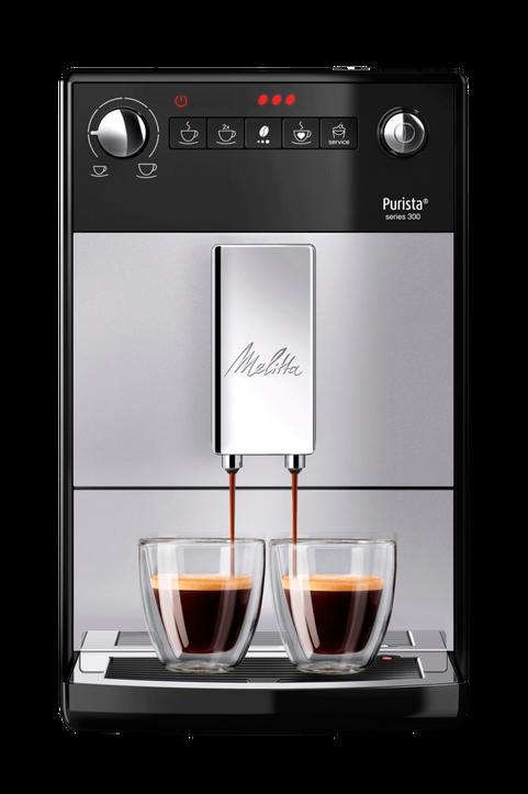 Purista Silver Helautomatisk kaffemaskin
