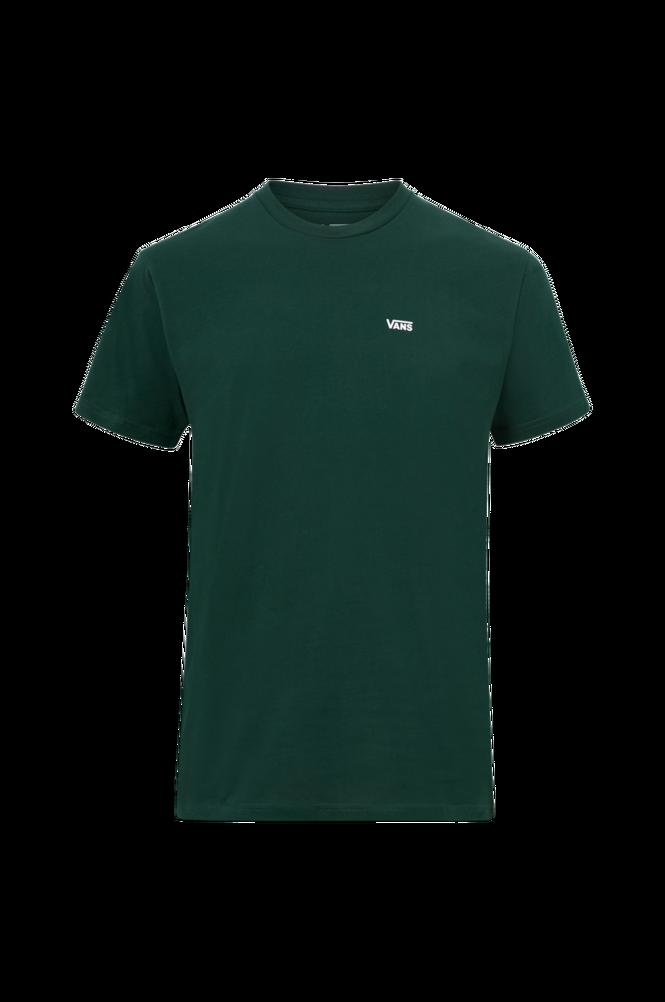 Se Vans T-shirt MN Left Chest Logo Tee ved Ellos