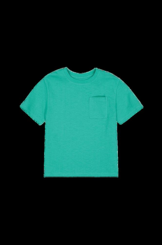 La Redoute T-shirt med palmeprint bagpå