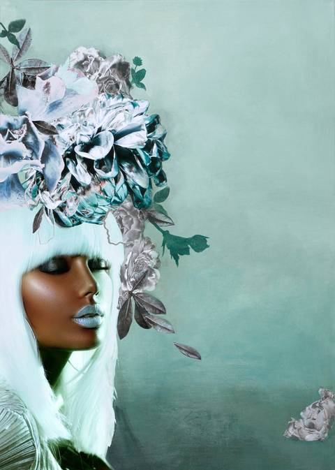 Poster Silver Couture 2