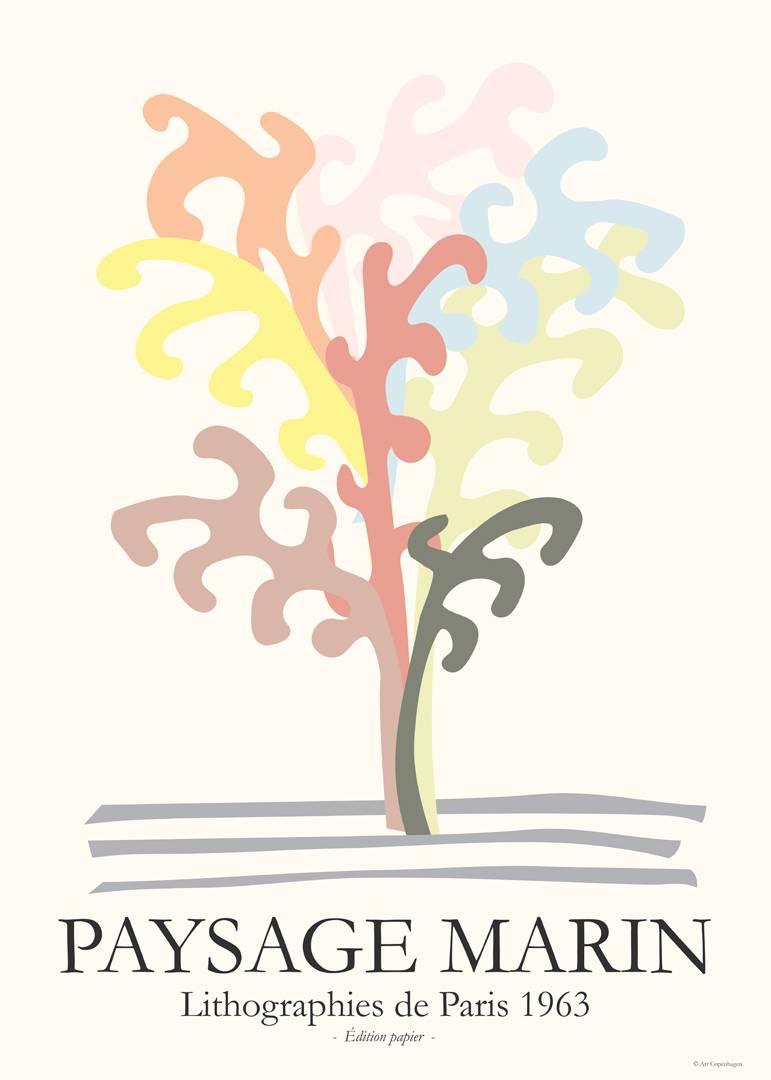Malerifabrikken - Poster Seascapes 2 - Natur