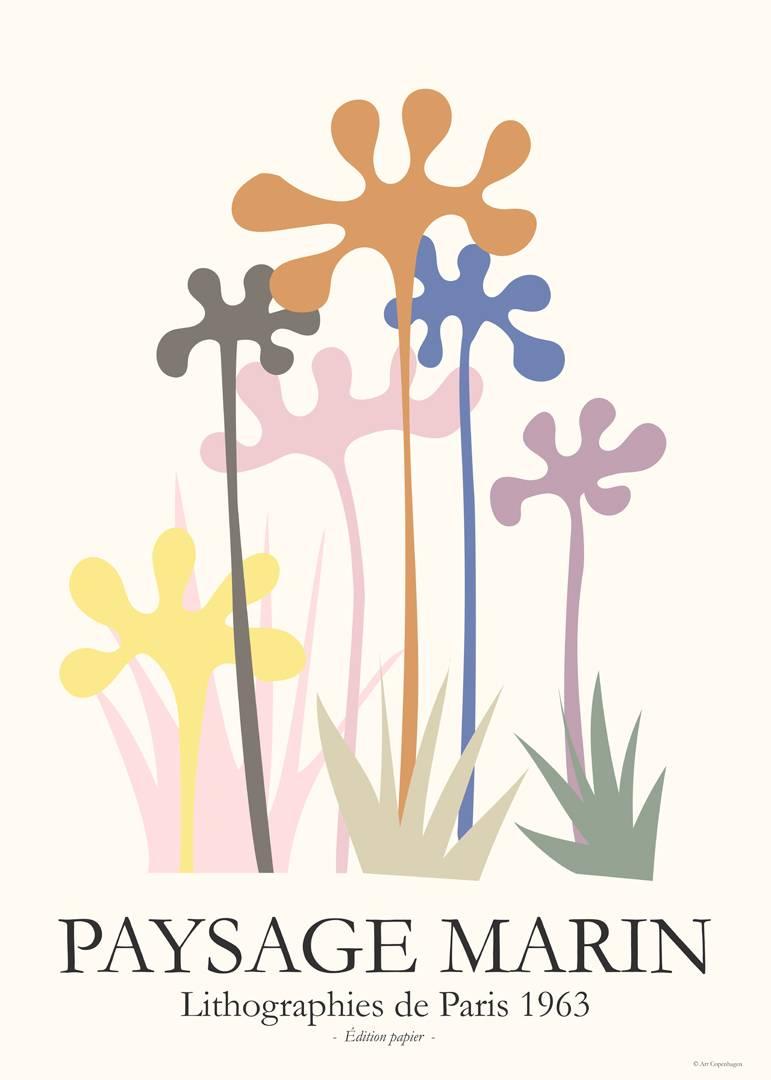 Malerifabrikken - Poster Seascapes 1 - Natur