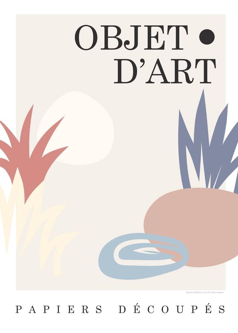 Malerifabrikken - Poster Objet 2 - Natur