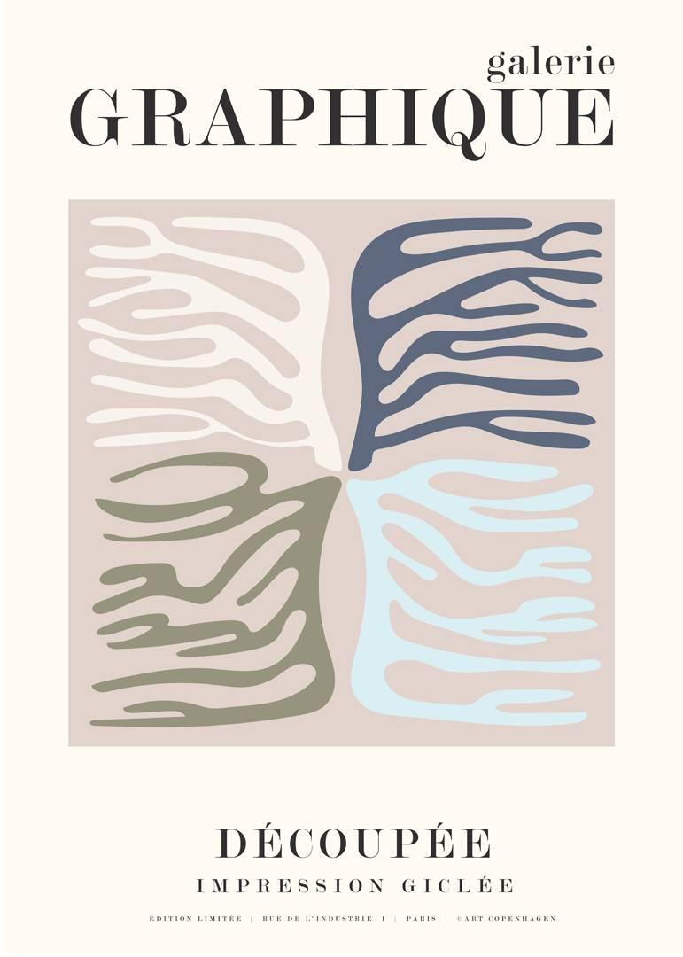 Malerifabrikken - Poster Graphique 4 - Natur