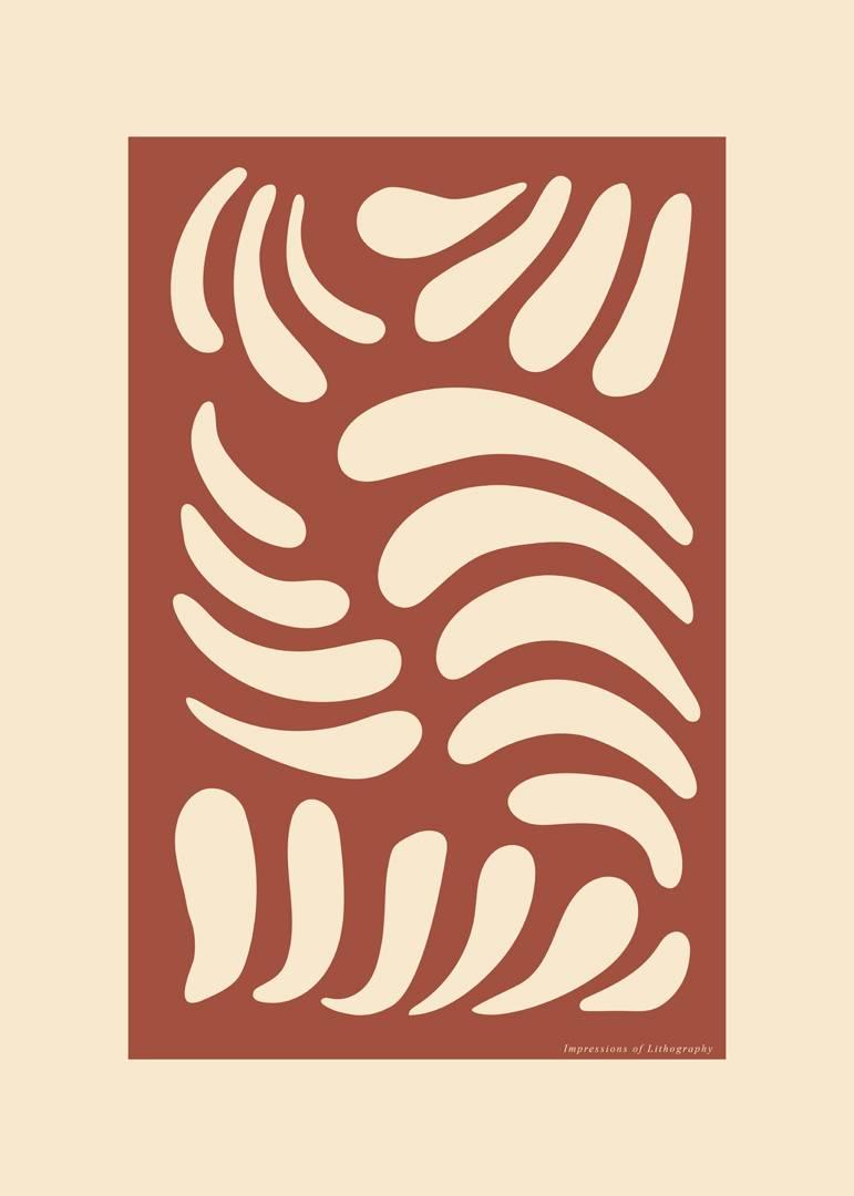 Malerifabrikken - Poster Lithography 3 - Natur