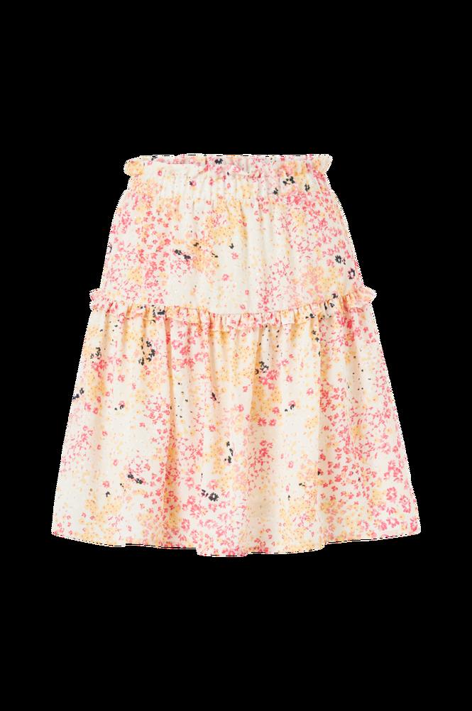 Vero Moda Nederdel vmHannah Foil HW Short Skirt Wvn