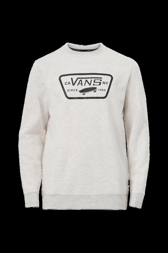 Se Vans Sweatshirt MN Full Patch Crew II ved Ellos