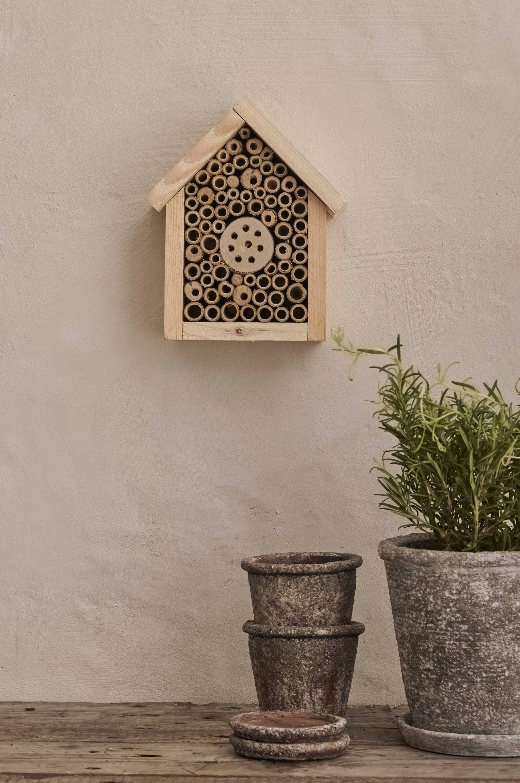 House of Flowers - Bi- och nyckelpigebo - Natur