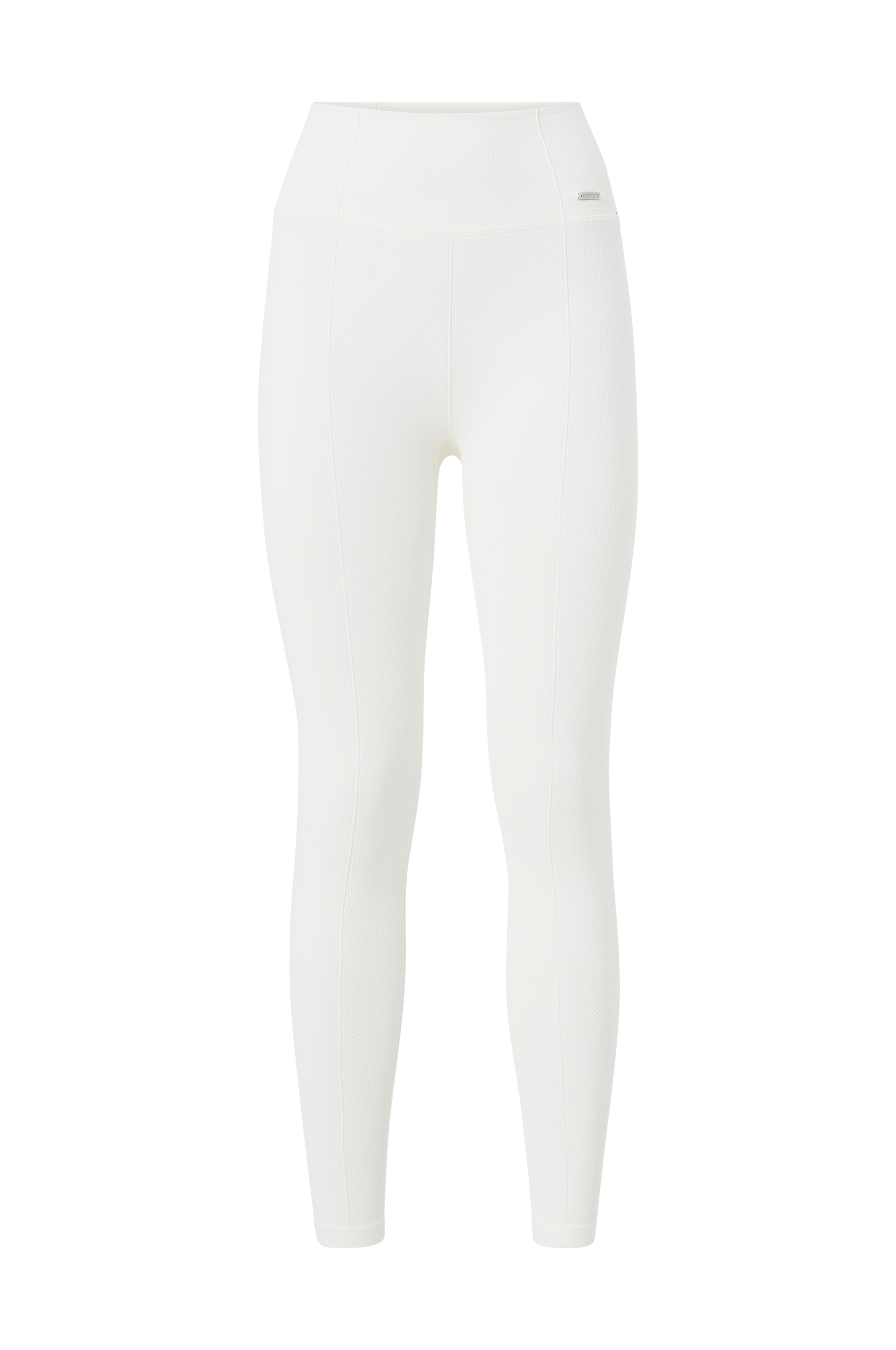 Aim'n - Träningstights Off-White Luxe Seamless Tights - Natur