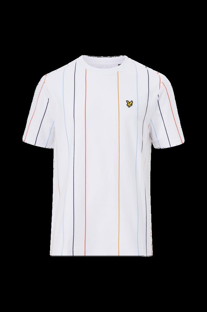 Lyle & Scott T-Shirt Vertical Stripe T-Shirt