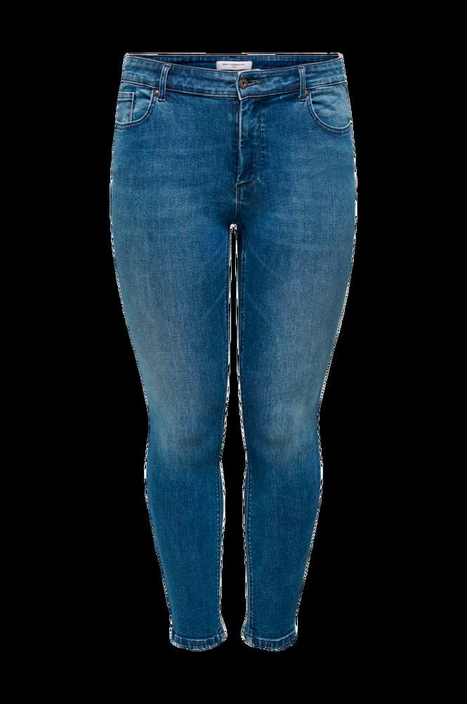 Only Carmakoma Jeans carWilma Life Reg Sk Ank Jeans Ana02