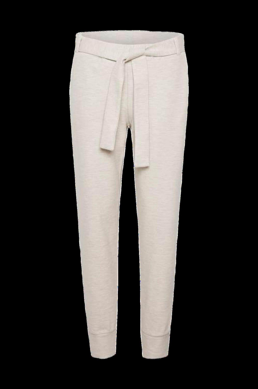 Cream - Byxor crAnni Jersey Pant - Natur