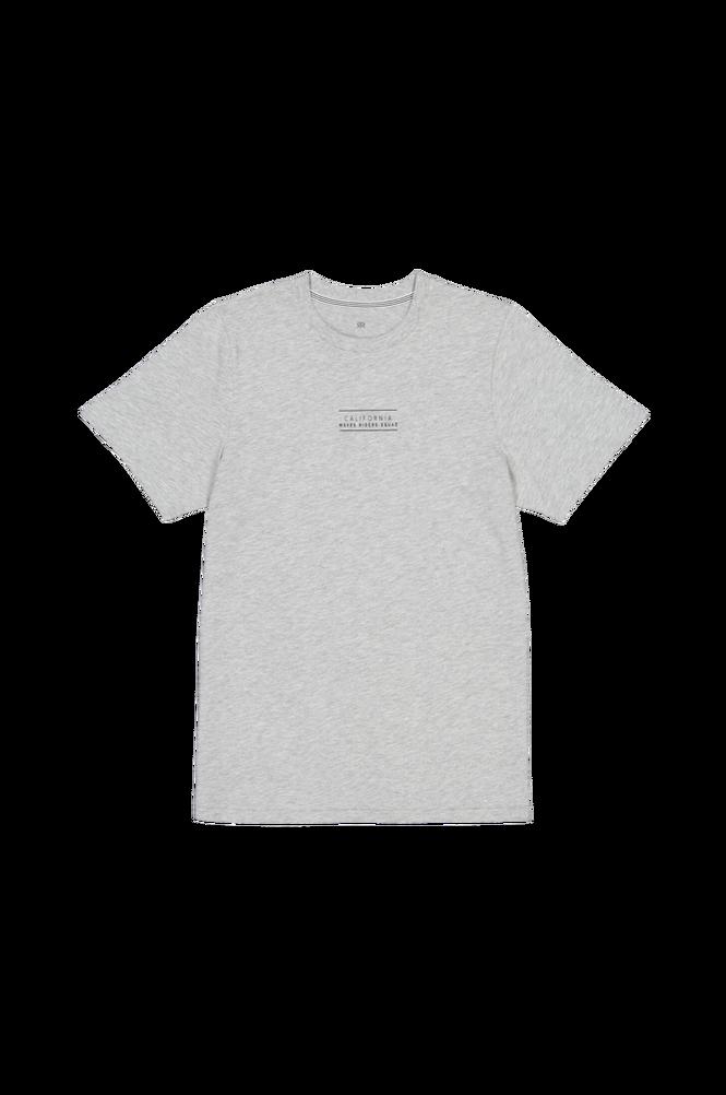 La Redoute T-shirt med print bagpå, økologisk bomuld