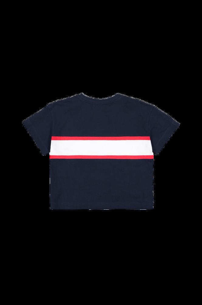 La Redoute Stribet t-shirt, økologisk bomuld