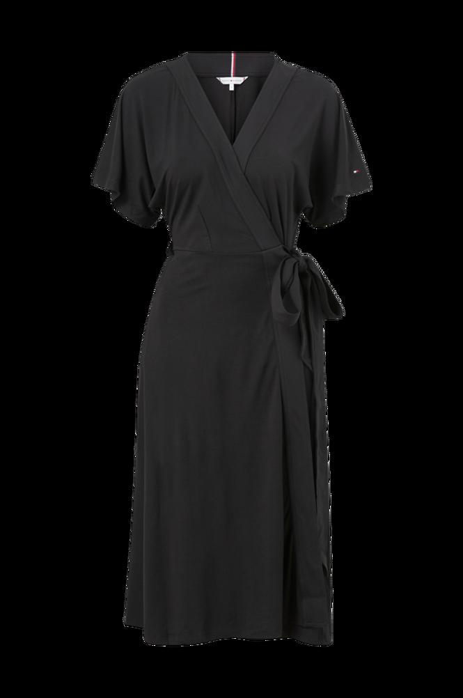 Tommy Hilfiger Slå om-kjole Regular Midi Wra Dress