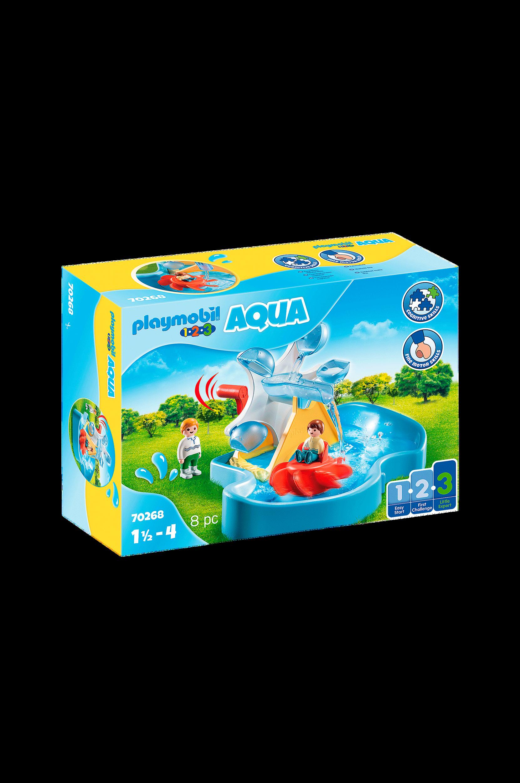 Playmobil - Vattenhjul med karusell
