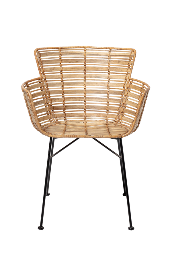 Bilde av Coast Lounge Chair, Nature, Rattan - 30151