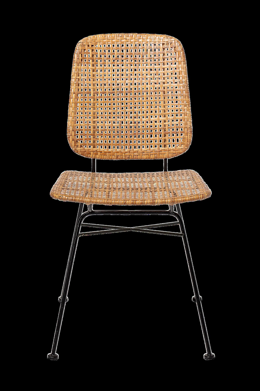 Bloomingville - Laurel Dining Chair, Nature, Rattan - Natur