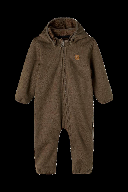 Name it - Overall nbnMada Suit vattentät - Natur
