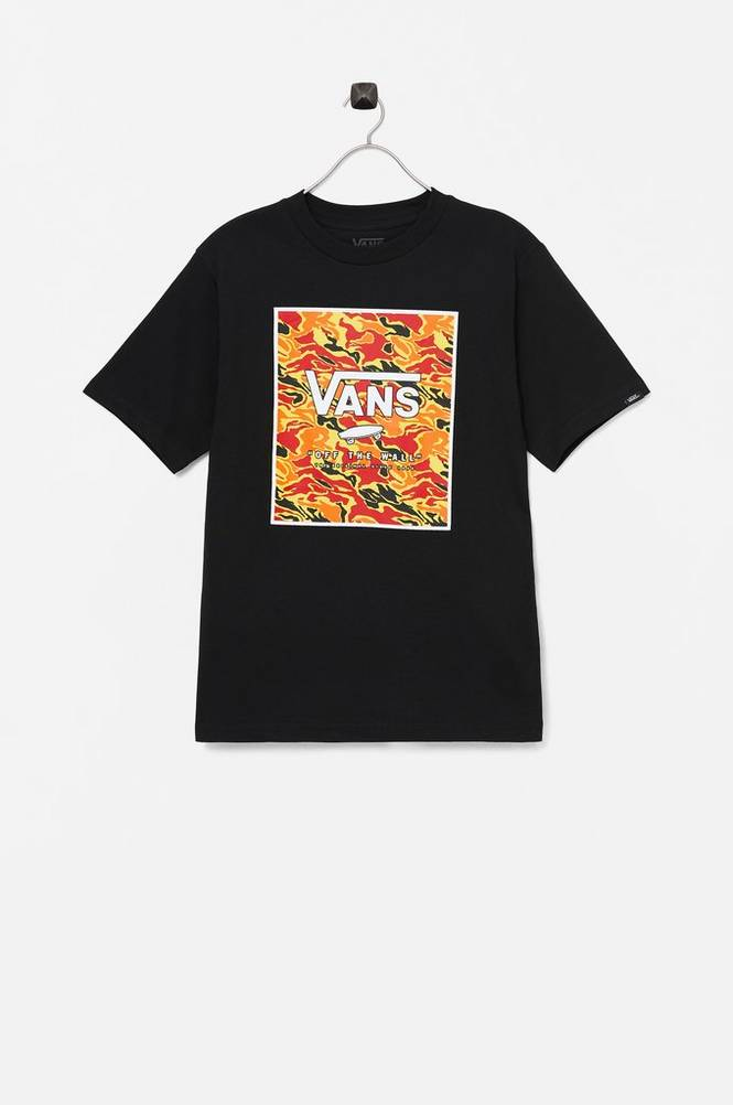 Vans T-shirt By Print Box Boys