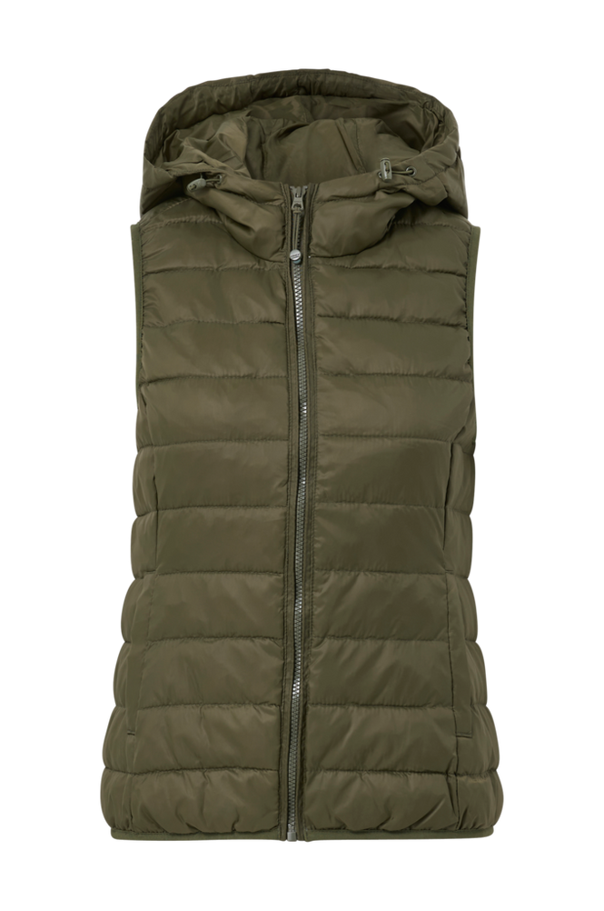 Only Vest onlNewTahoe Hood Waistcoat
