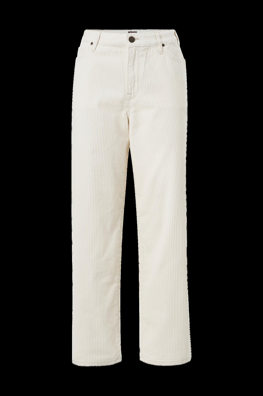 Lee - Jeans Wide Leg Long - Natur