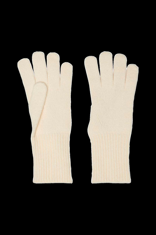 Only - Fingervantar onlAstrid Knit Gloves CC - Natur