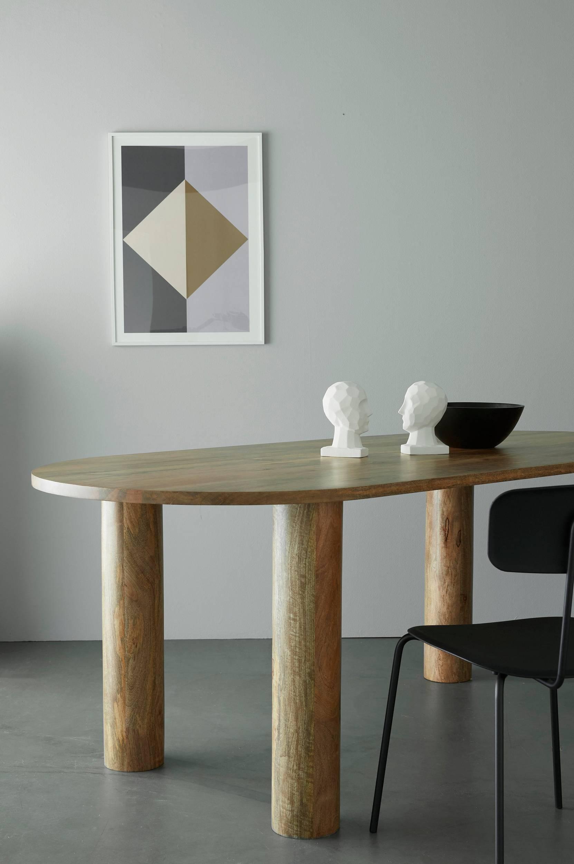 Ellos - Matbord Grow 90x200 cm - Natur