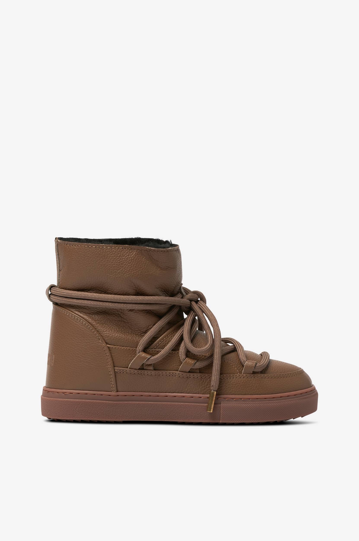 INUIKII - Boots Full Leather - Natur