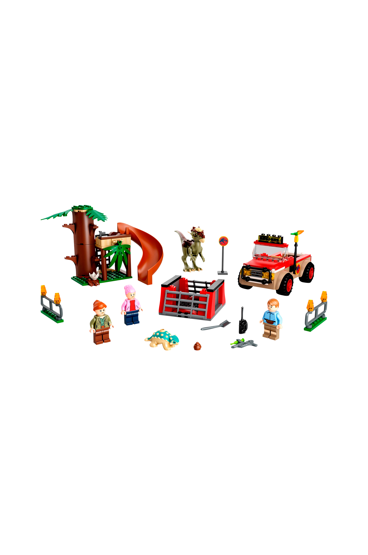 LEGO - Jurassic World - Dinosaurierymning
