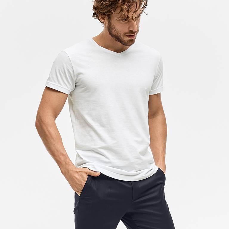 billige t skjorter hvite kristiansand