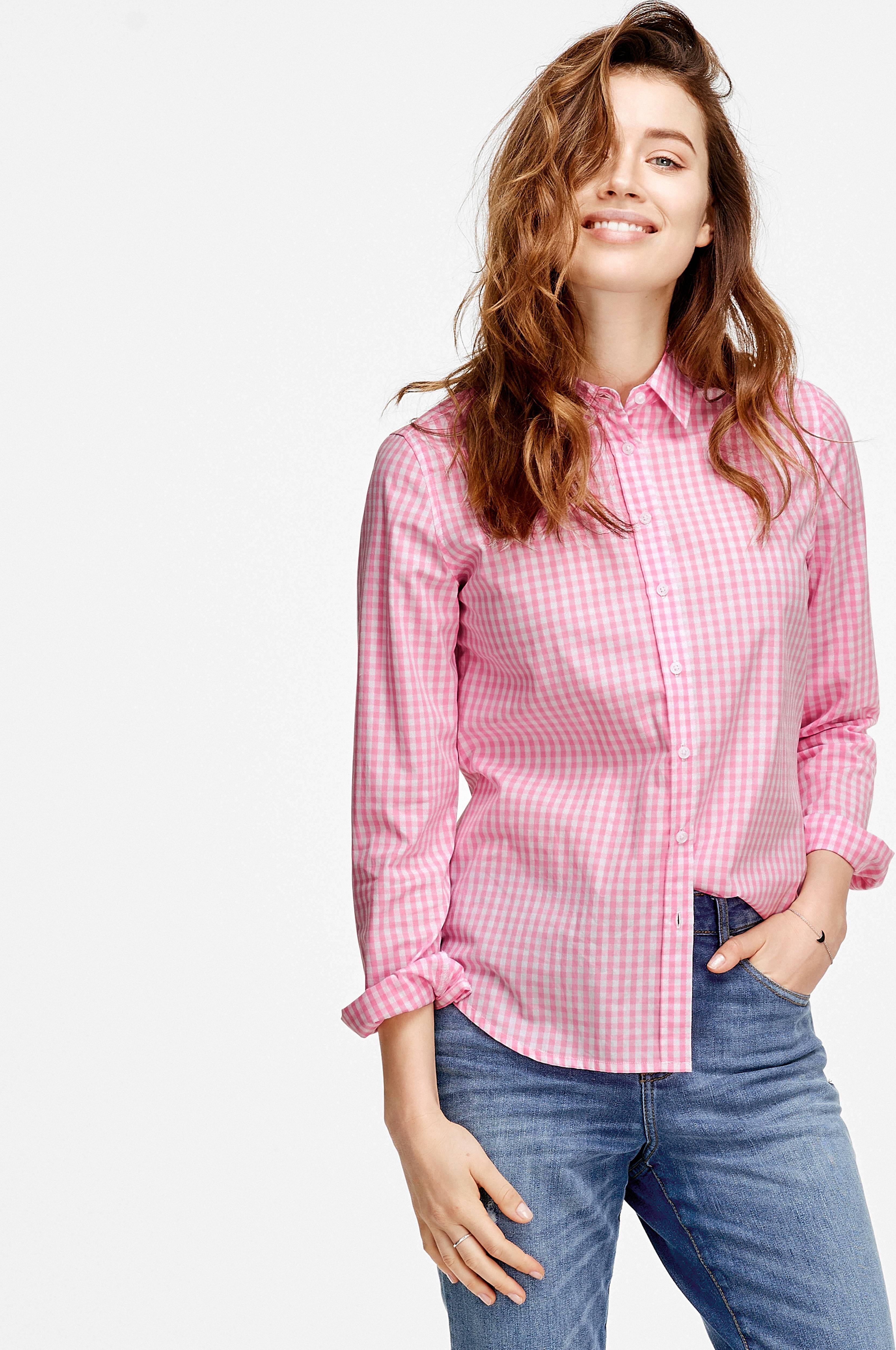 Ellos Collection Skjorte Anna Rosa Skjorter Ellos.no