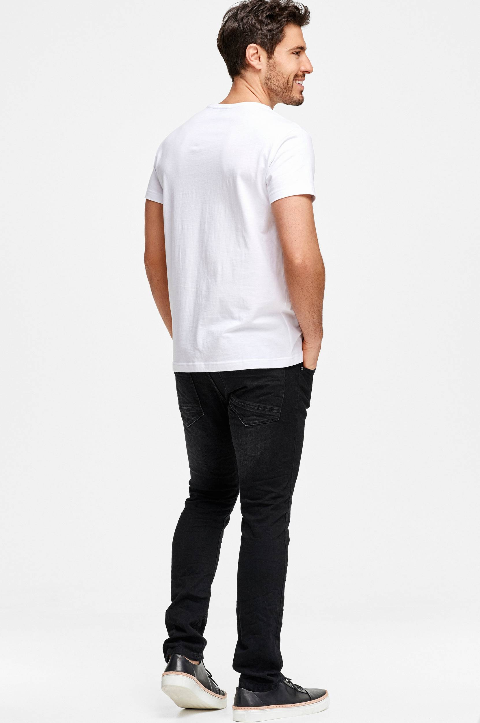 Jeans Slim Fit med stretch thumbnail