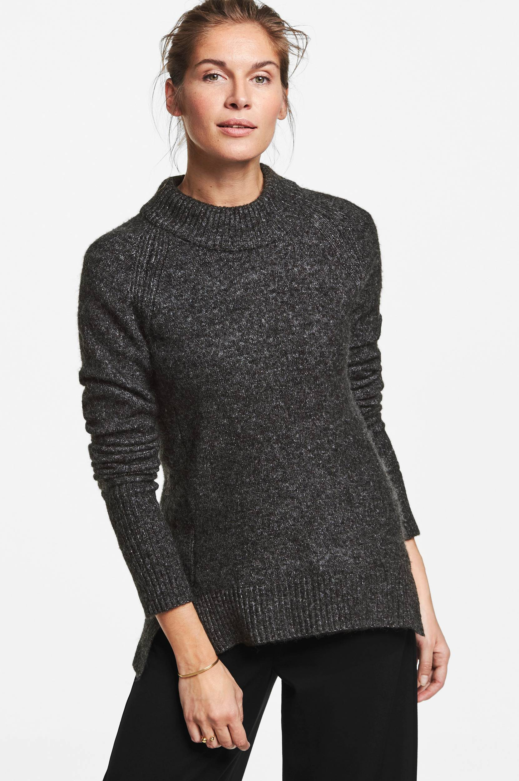 The chunky knit -neulepusero