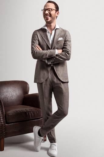 Lorenzo Suit Pant -housut