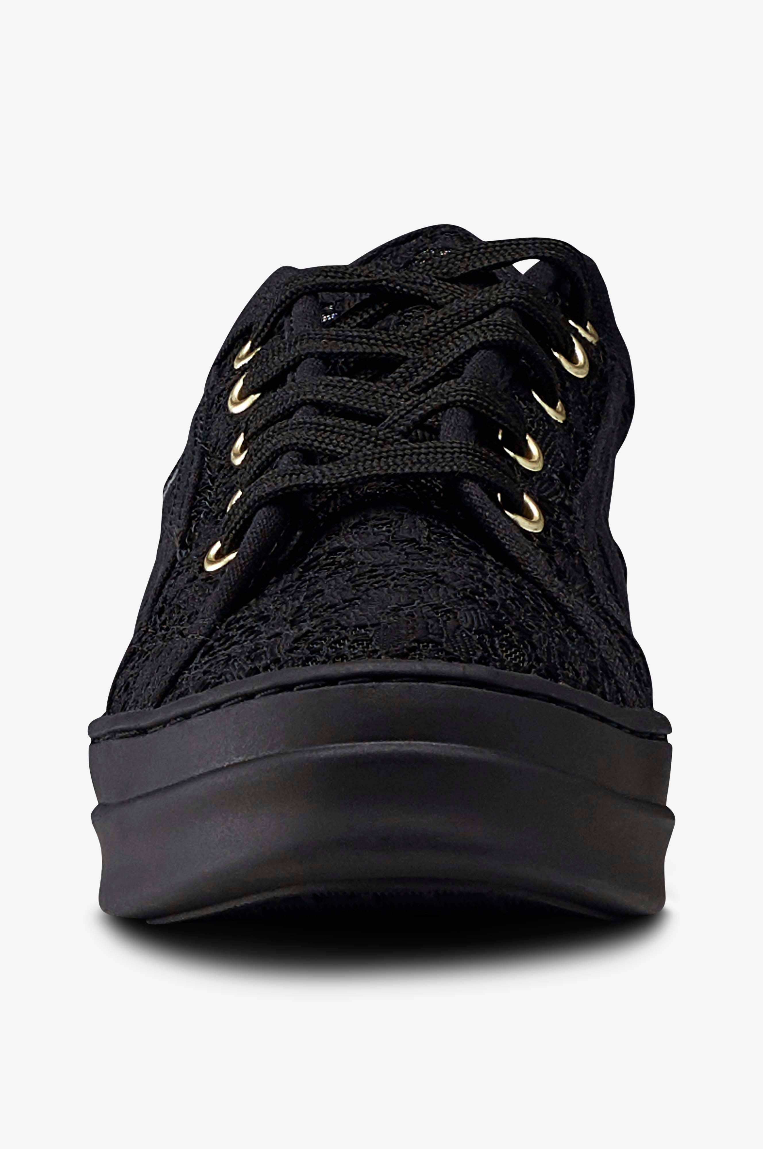 Ellos Shoes Sneakers Malibu Sort Dame Ellos.dk