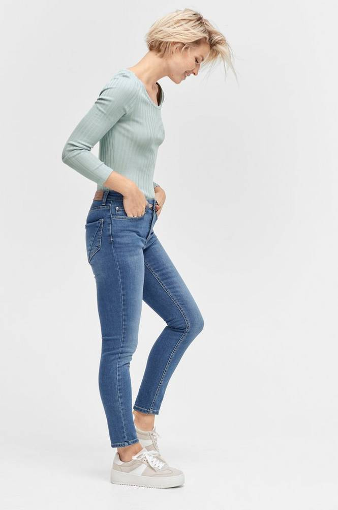 Ellos Jeans Neema Cropped