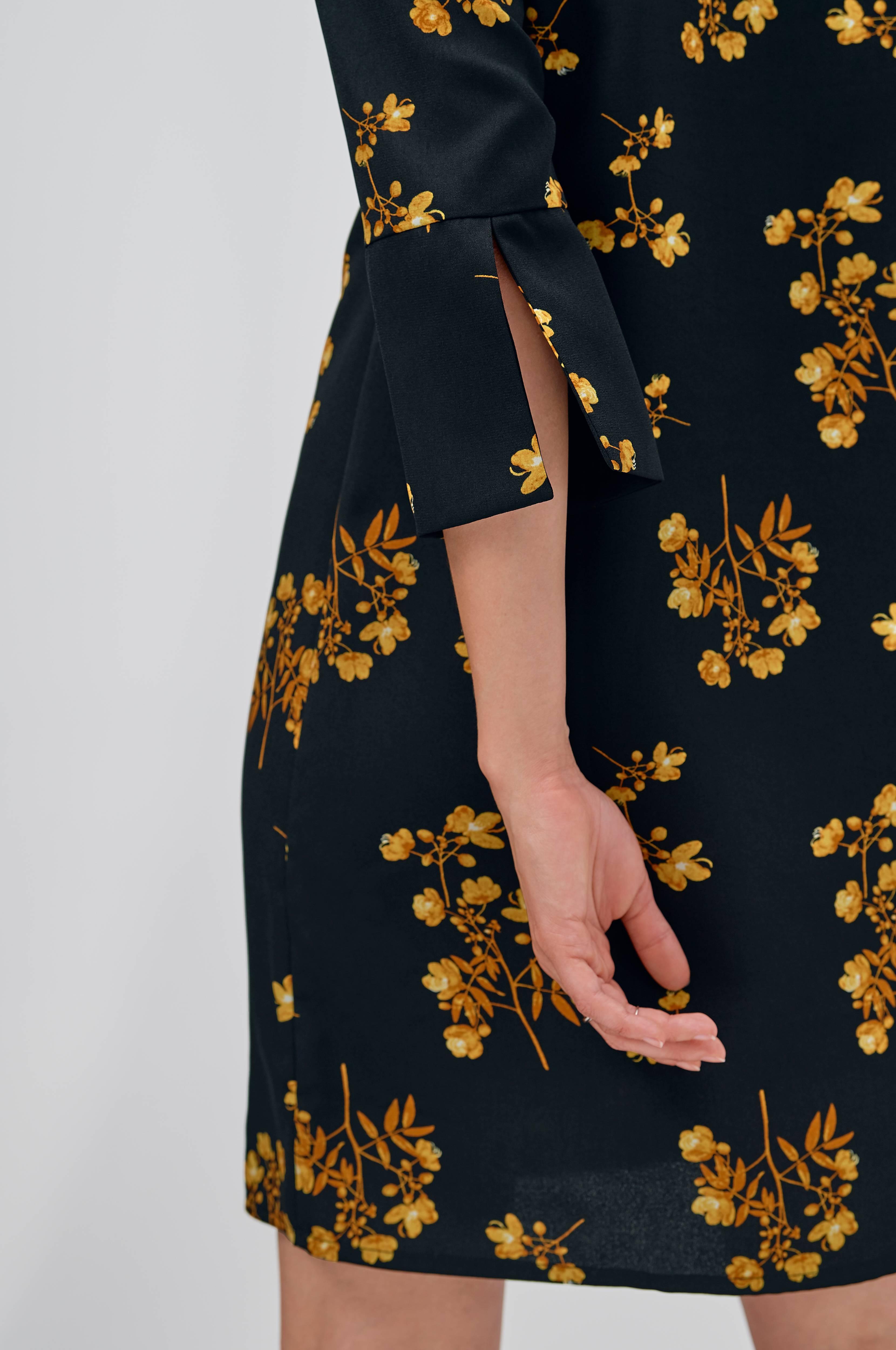 Ellos Collection Klänning Camilla Svart Korta klänningar