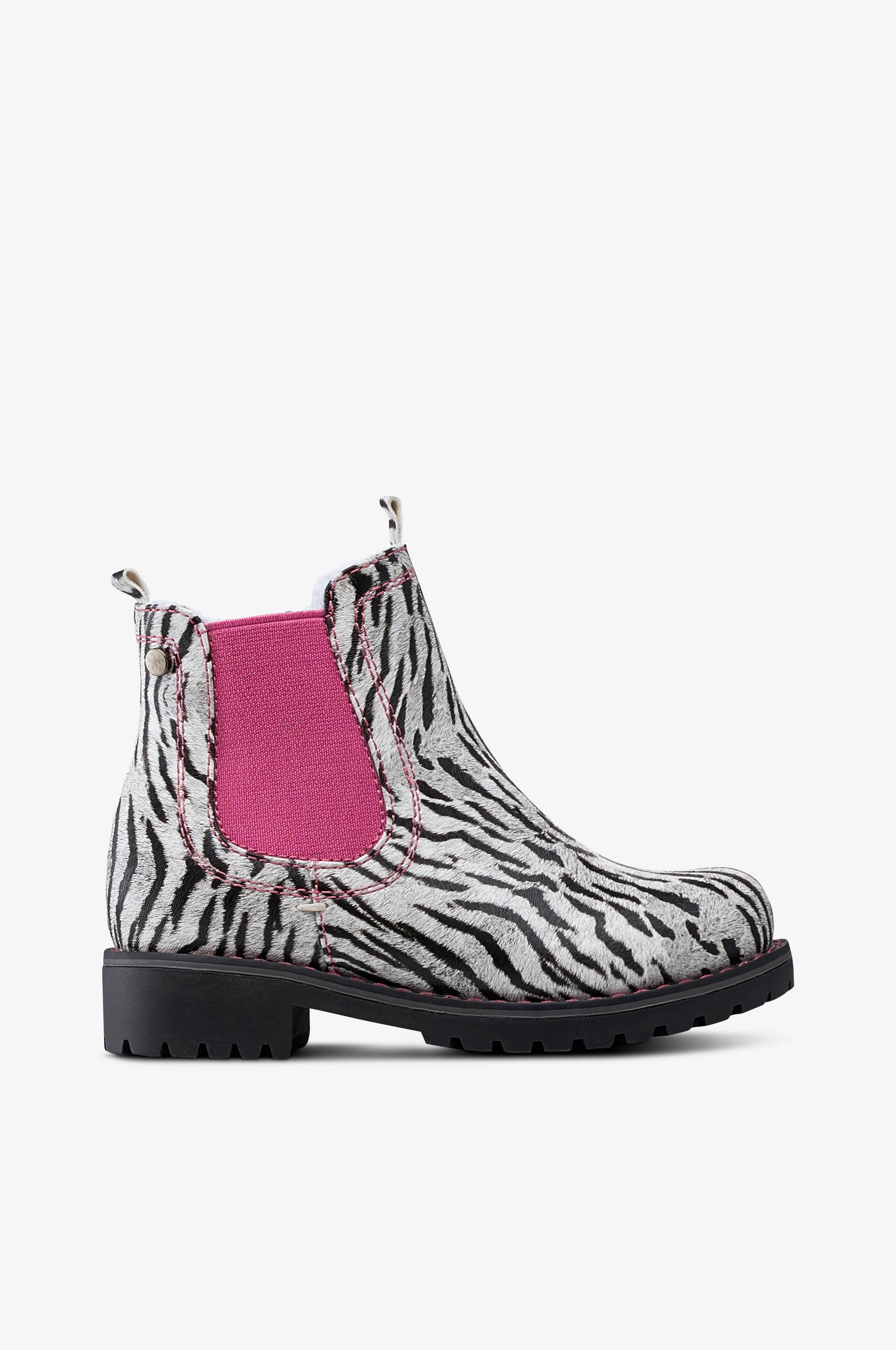 Ellos Shoes Boots Washington Leo Hvit Barn Ellos No