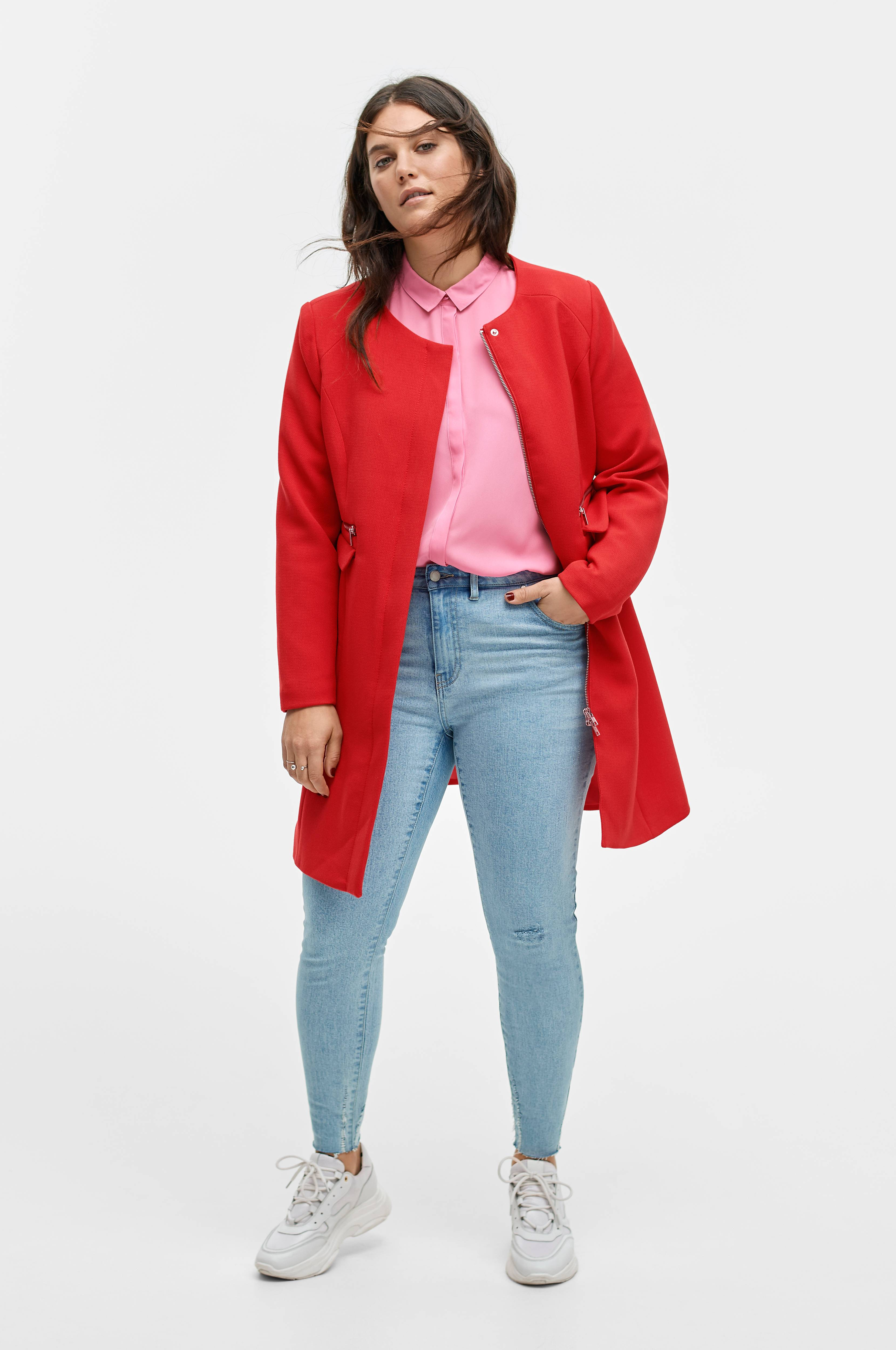 Beautiful coat from Ellos Plus Collection