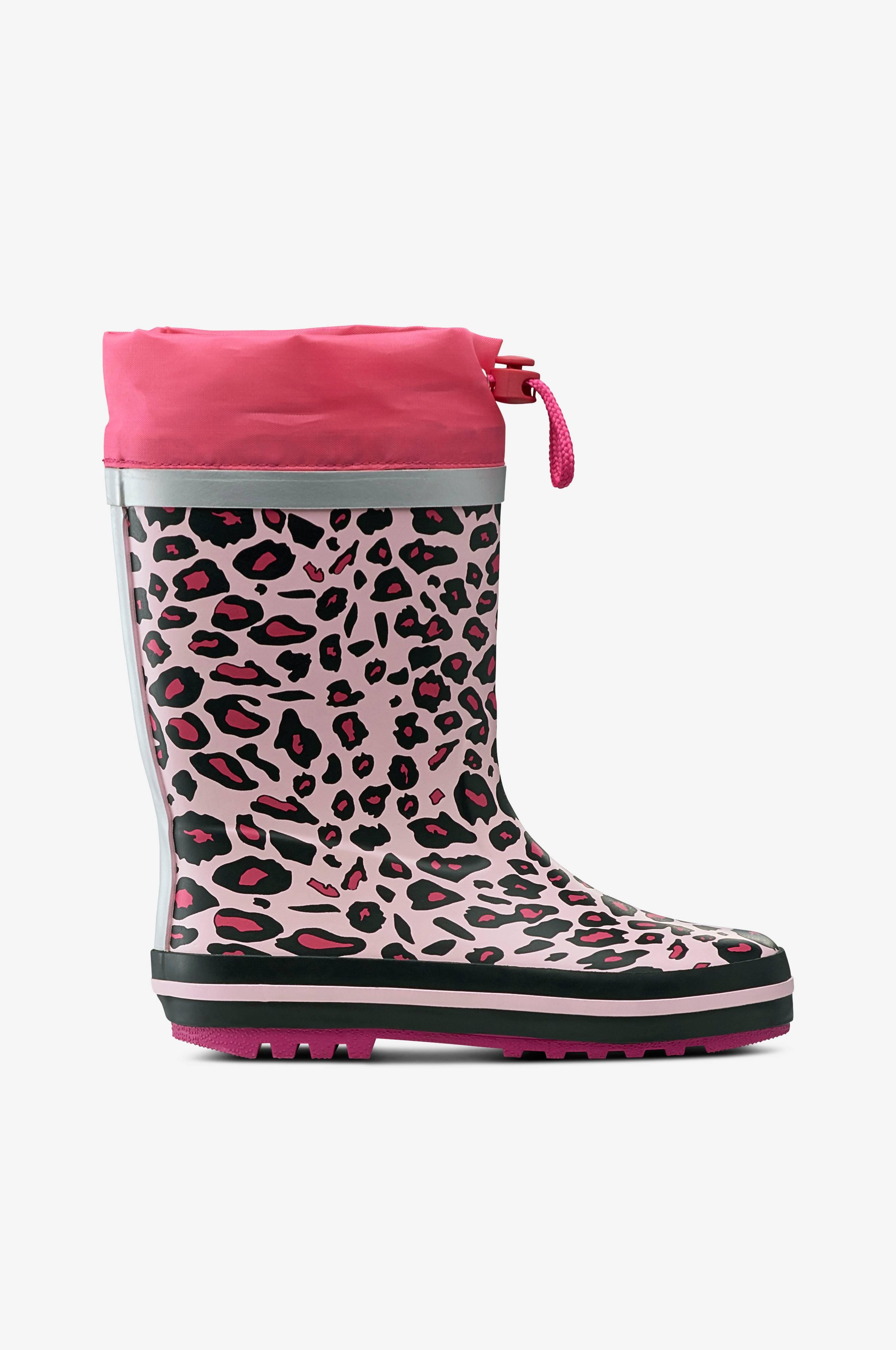 Ellos Shoes Gummistövel Philippa, varmfodrad Svart