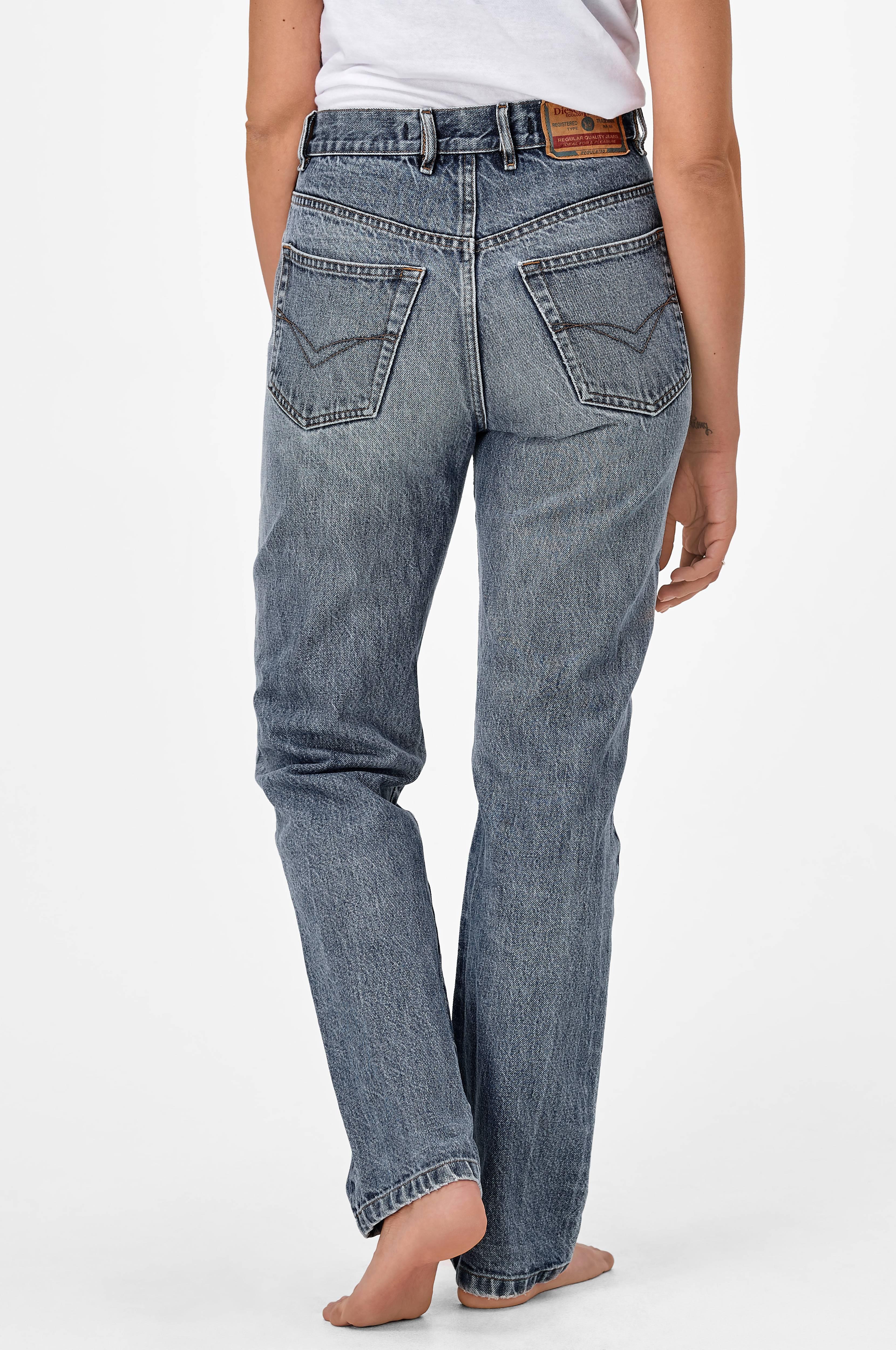 Ellos Collection Jeans Diesel - Blå - Dame - Ellos.dk